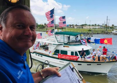 Carl Joiner - Kemah's former Mayor and past City Council member in running for City Council in 2020