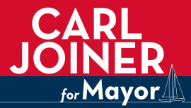 Carl Joiner for Mayor