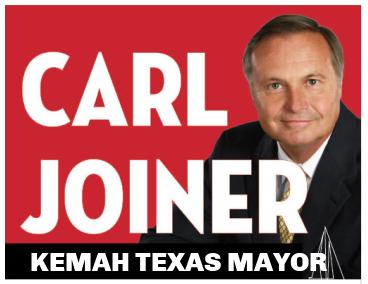 Carl Joiner for Mayor